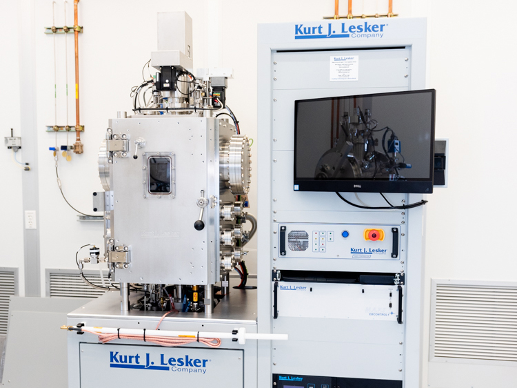 Photo of Cleanroom Instrumentation