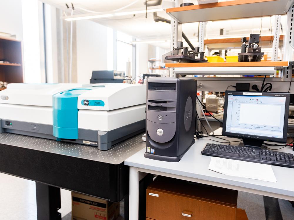 Photo of Spectroscopy