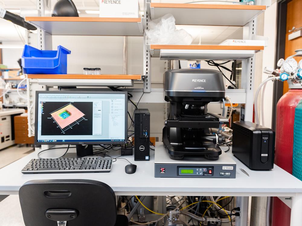 Photo of Microscopy/Surface Analysis