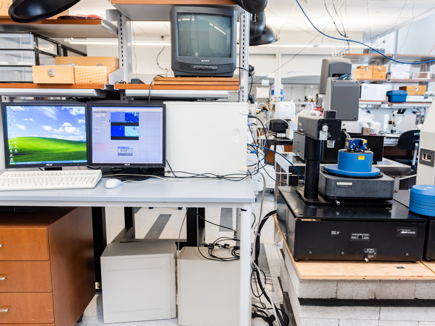 Photo of Atomic Force Microscopes