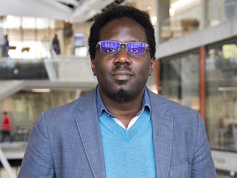 Photo of Deji Akinwande