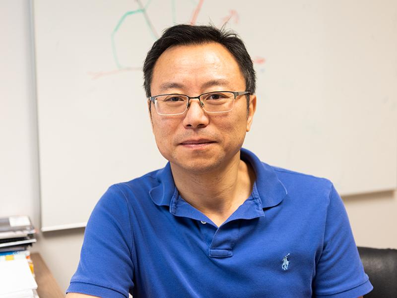 Photo of Rui Huang