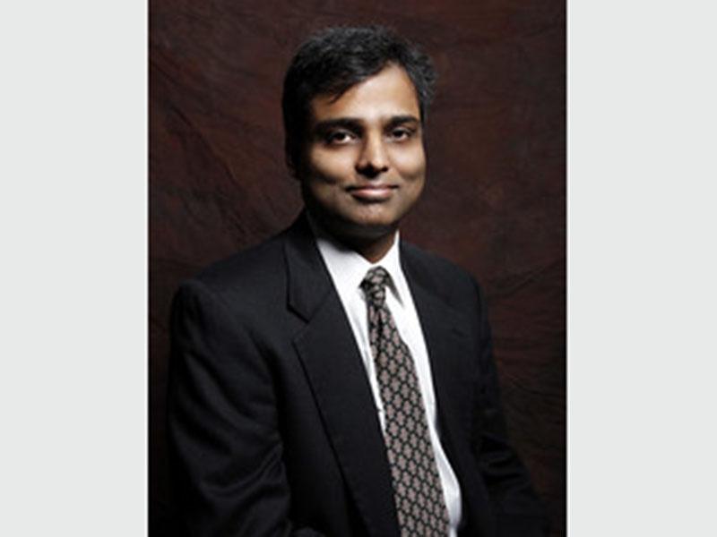 Photo of S.V. Sreenivasan