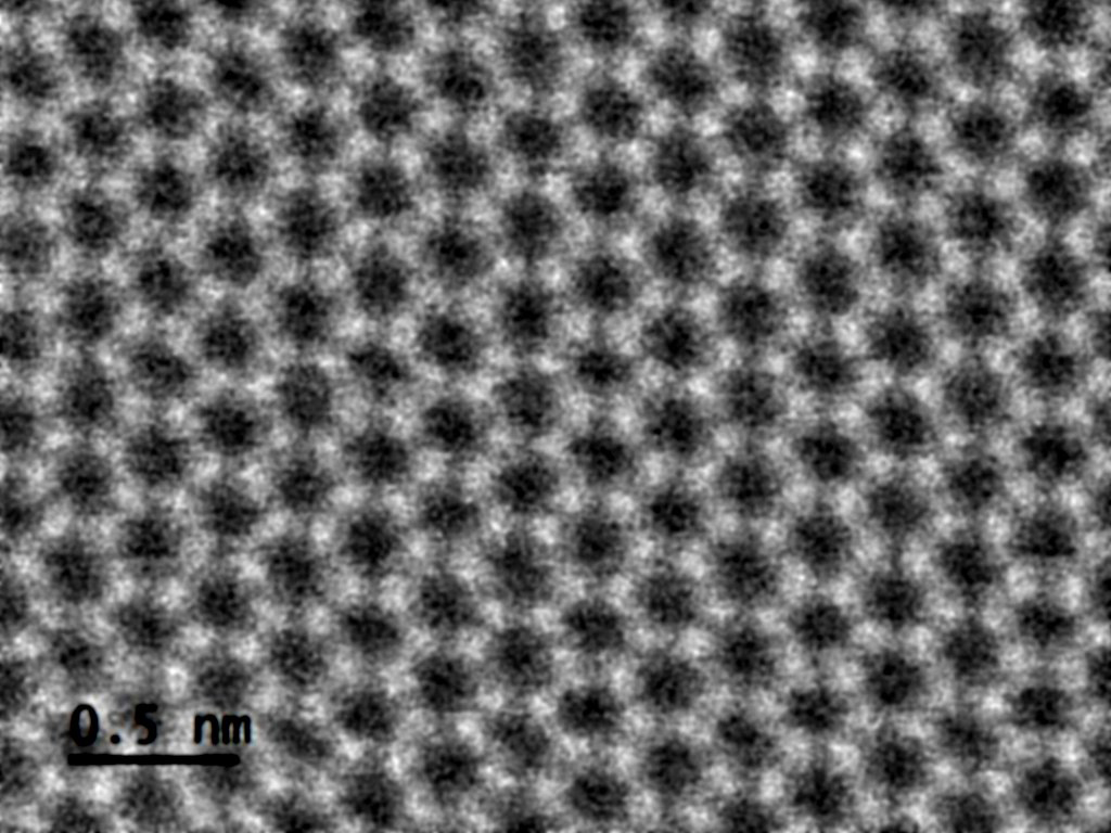 electron microscopy facility graphene example